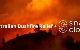 Australian Bushfire Relief Graphic