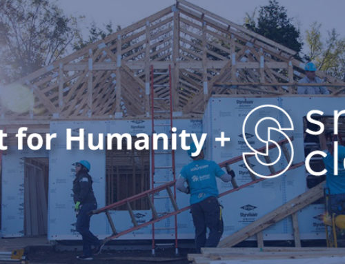 Habitat for Humanity + SnapClose