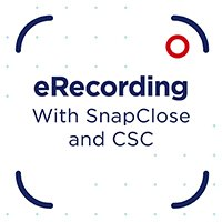 erecording with SnapClose and CSC graphic in a camera