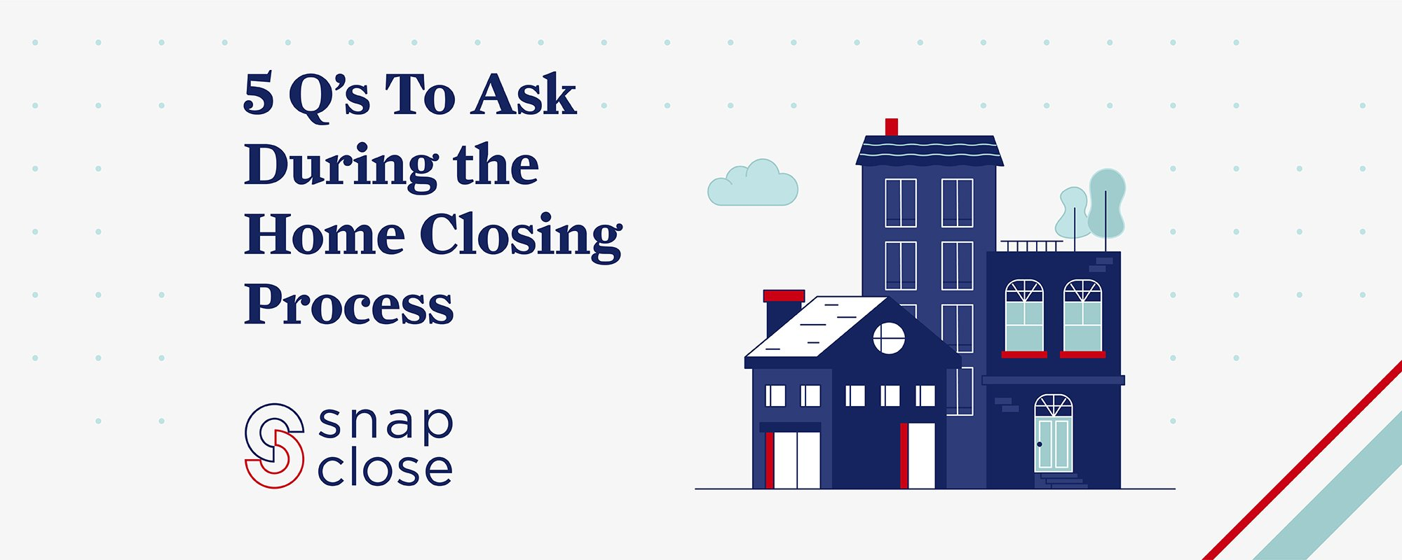 5 Questions to Ask During a Home Closing Graphic