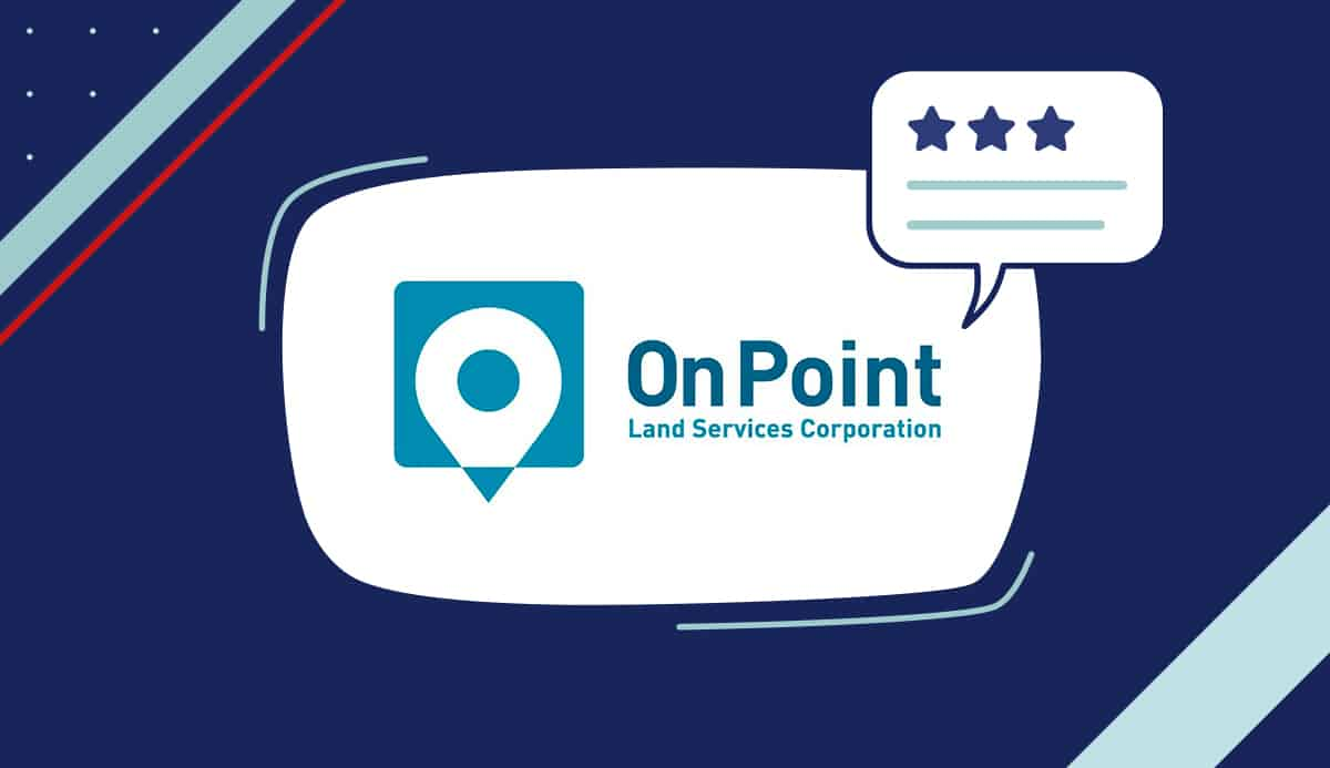 OnPoint Land Services Corporation Banner